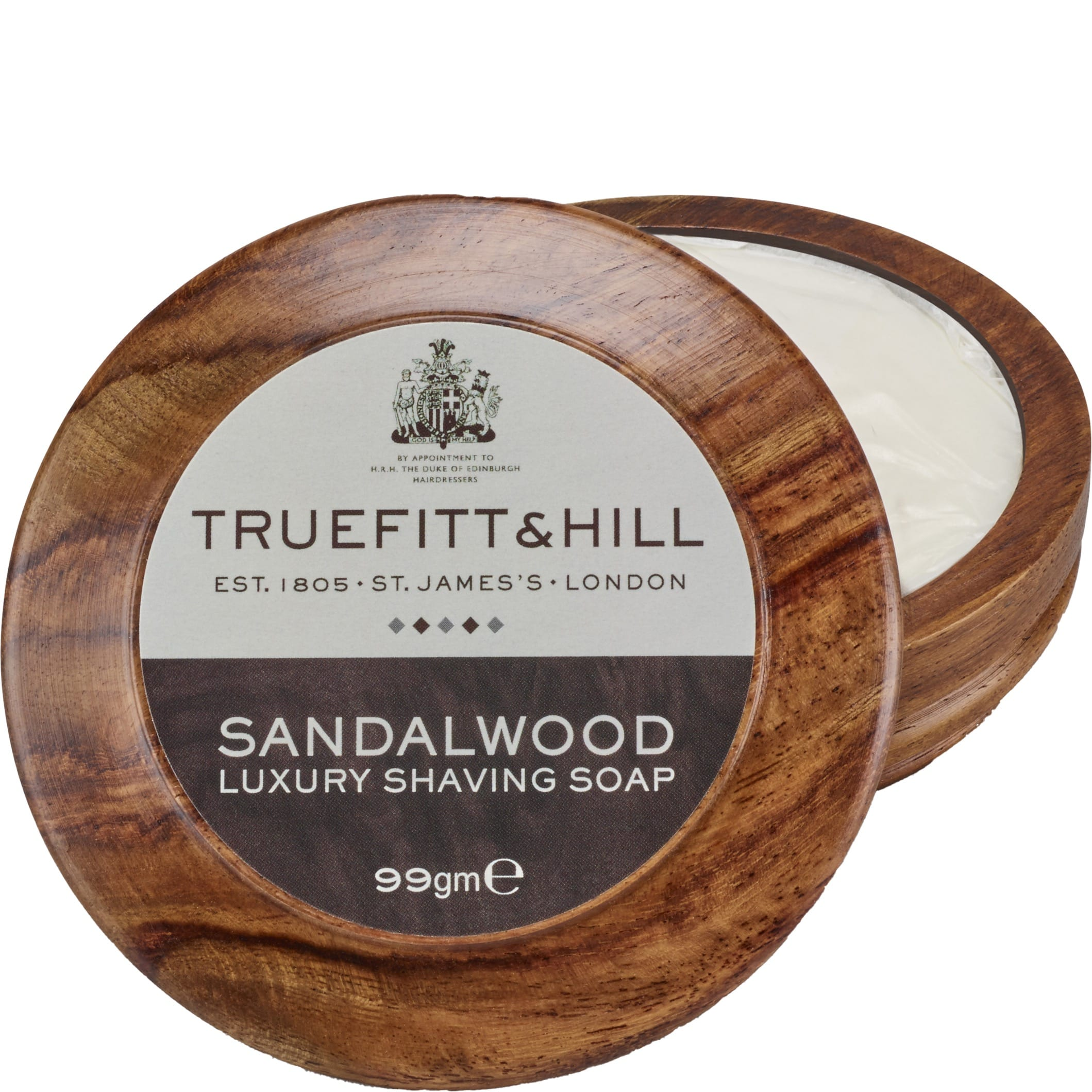 Scheerzeep Wooden Bowl Sandalwood