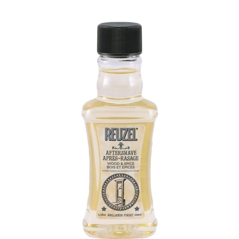Aftershave Lotion Wood & Spice