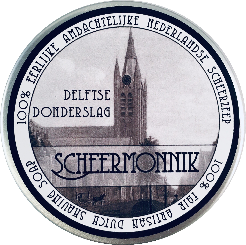 Scheerzeep Traditional Delftse Donderslag