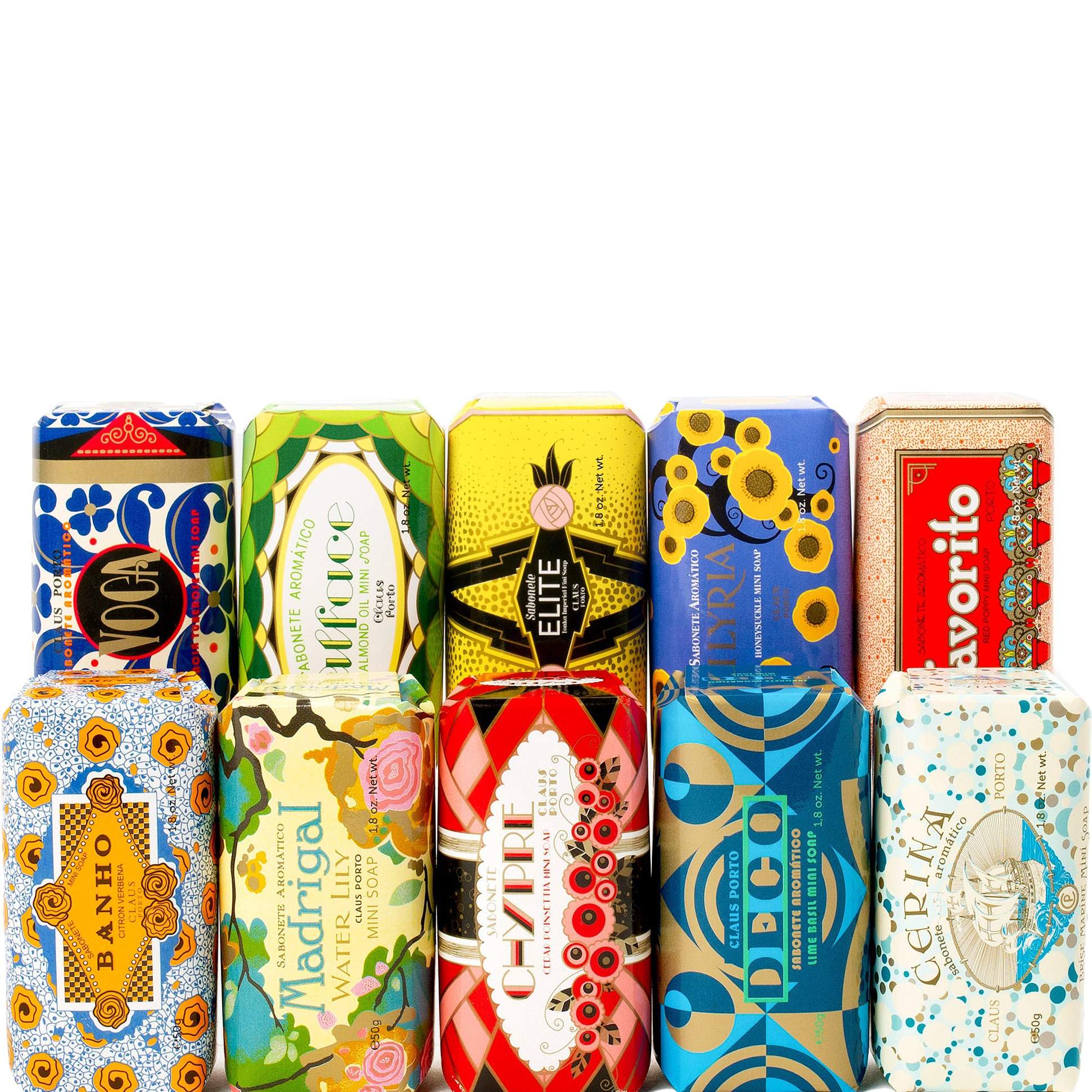 Mini Soap Alface / Almond Oil