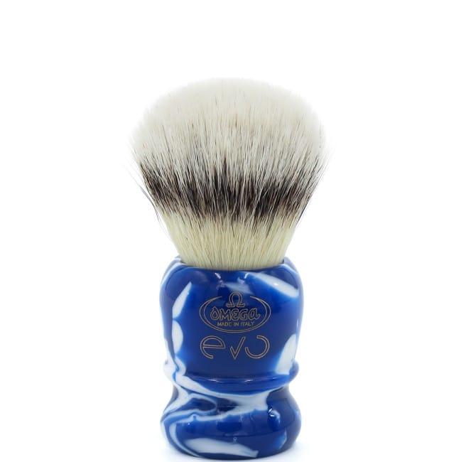 Scheerkwast EVO Silvertip fibre - Special Sapphire