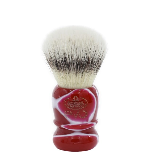 Scheerkwast EVO Silvertip fibre - Special Cardinal