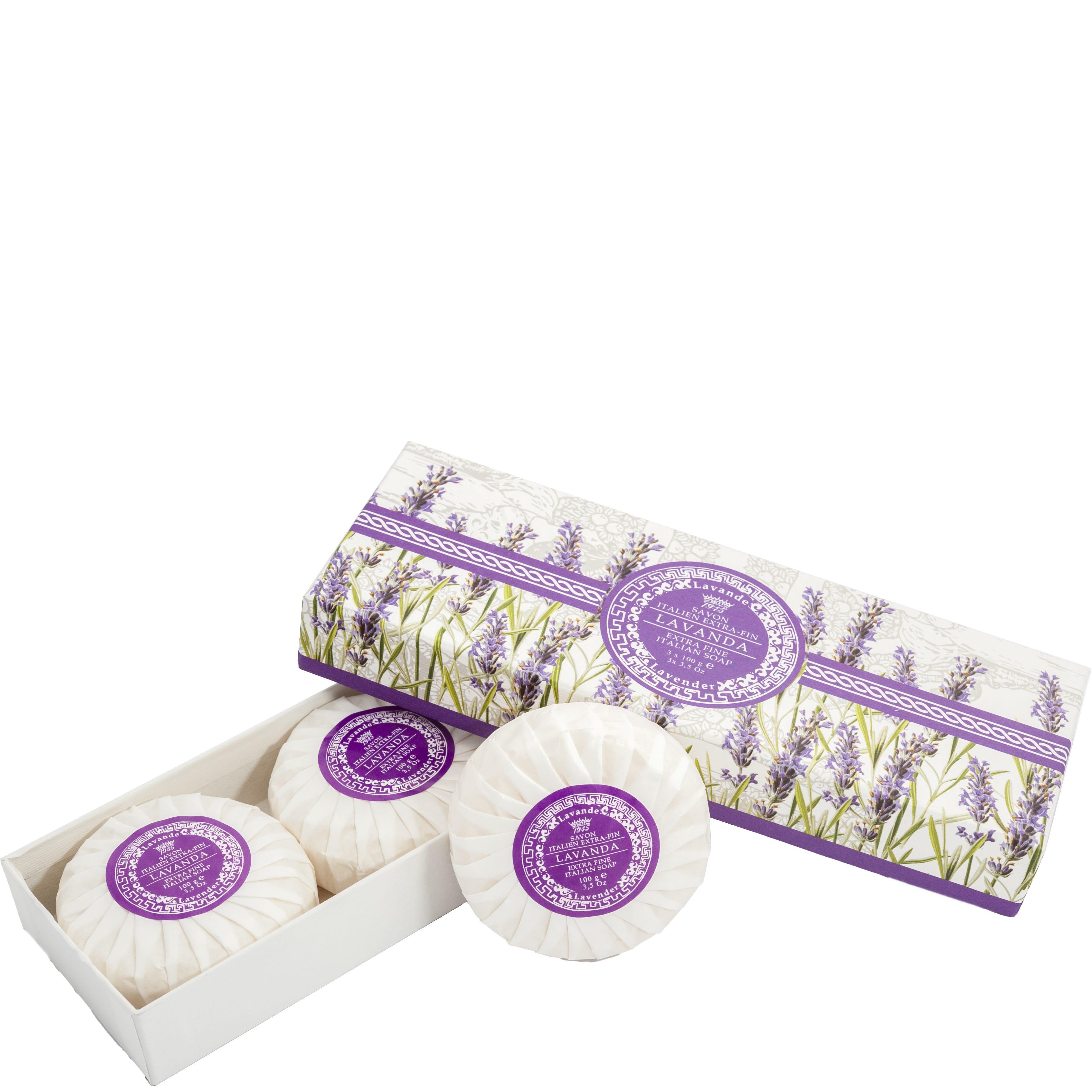 Gift Set Lavander Soap