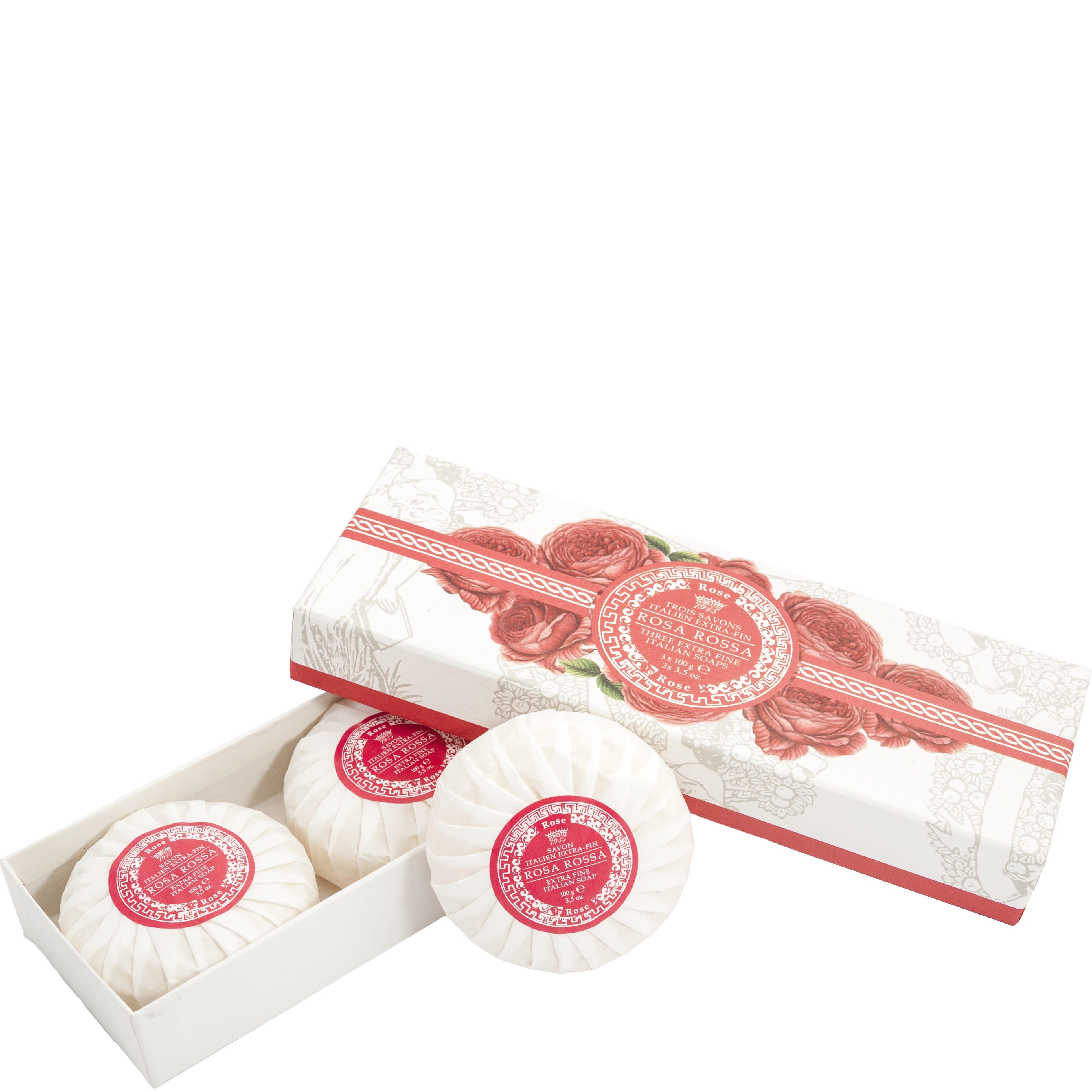 Gift Set Rose Soap