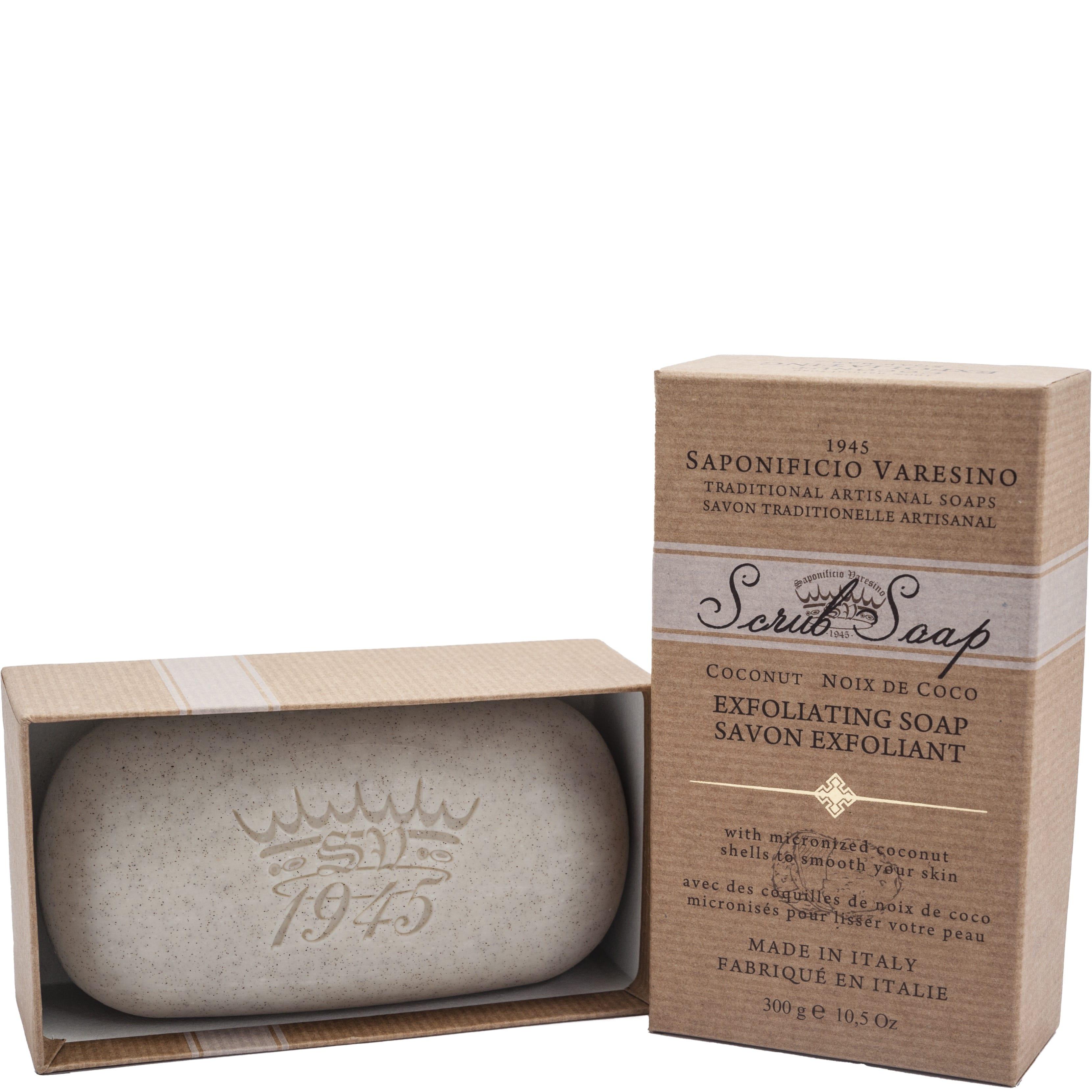 Hand- & Body Scrub Soap Coconut