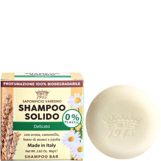 Solid Shampoo Delicato