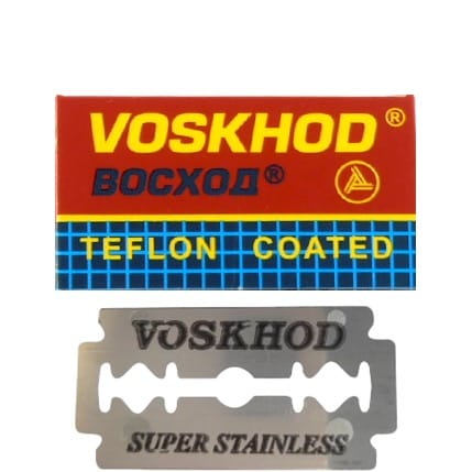Box - Voskhod Double Edge Blades Teflon Coated